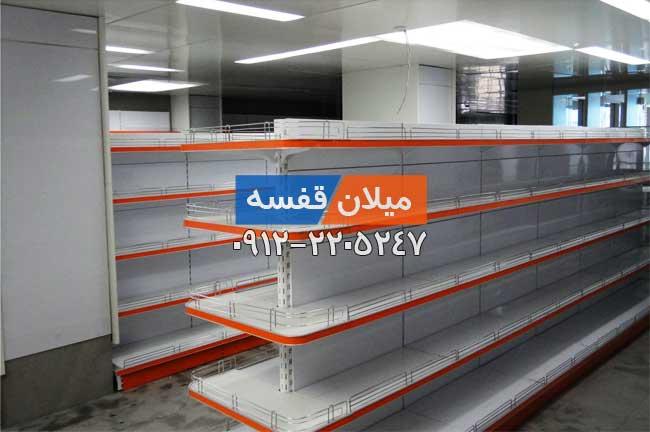 قفسه فروشگاهی جدید